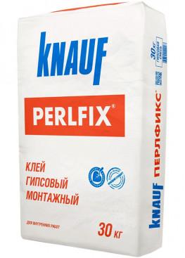 Клей гипсовый монтажный KNAUF PERLFIX (КНАУФ) 30 кг